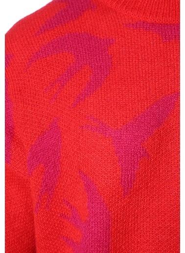 McQ Alexander McQueen Sweatshirt Pembe